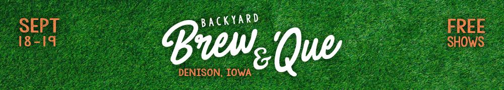 Backyard Brew & 'Que